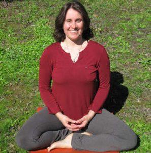 Josie Pattison - Registered Dru Yoga teacher